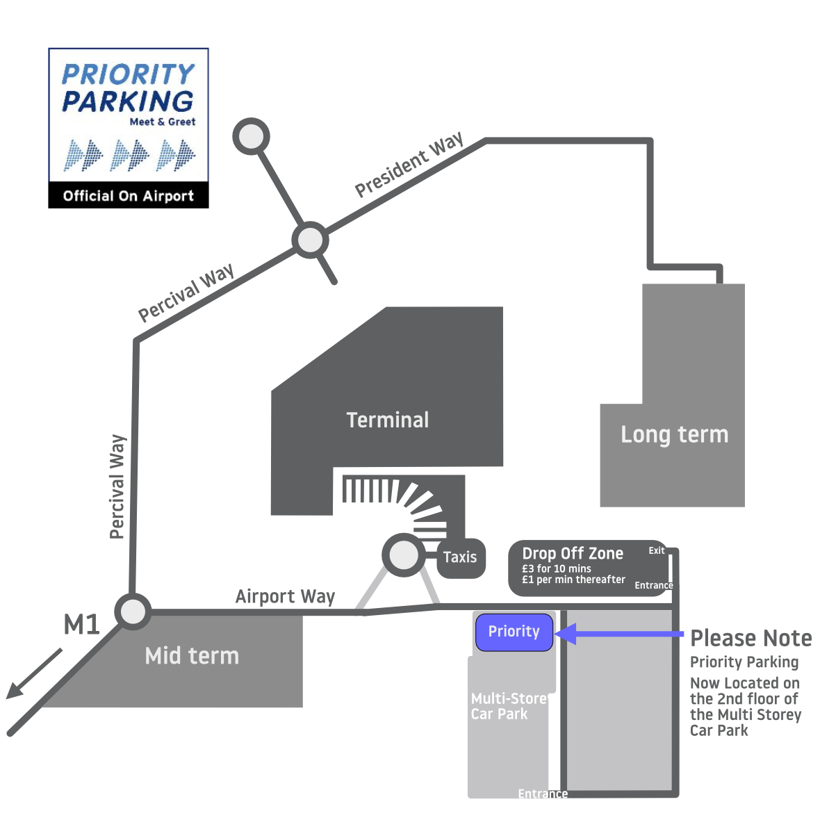 map of priority car parking CDL Walk around Inspection Diagram find priority parking